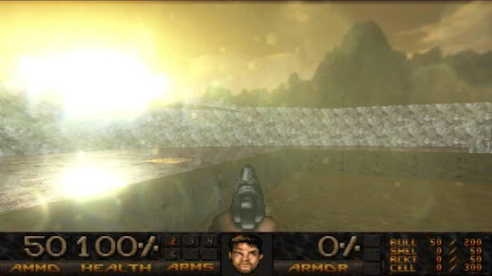 D-GLES Demo (Doom source port)- screenshot thumbnail