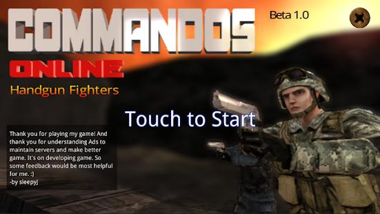 COMMANDO online