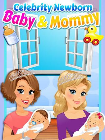 Celebrity Newborn Baby & Mommy 1.1 screenshot 2076161