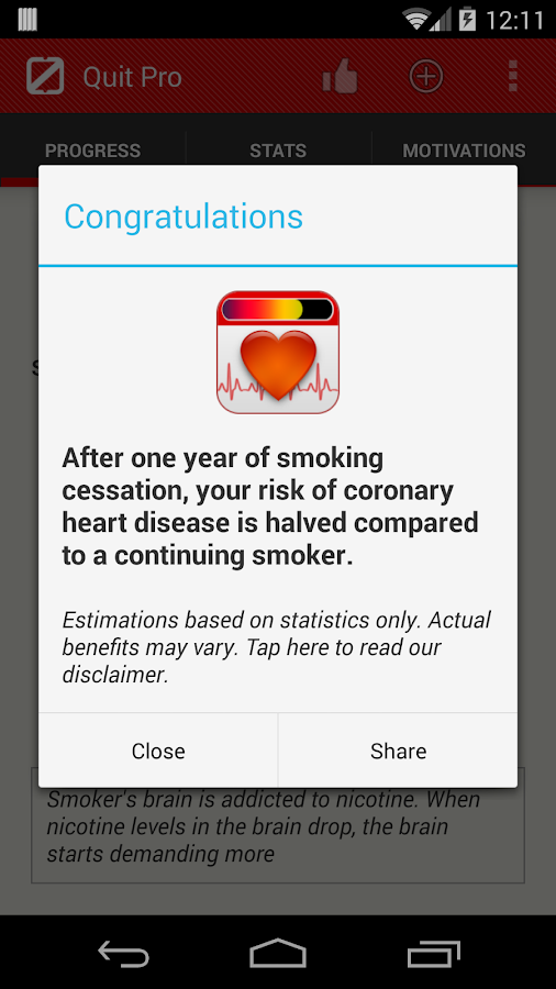 Quit Pro - Smoking Cessation - screenshot