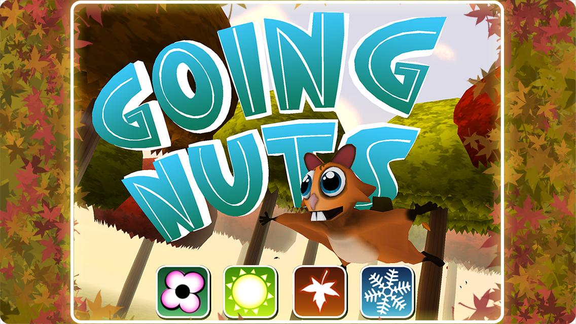 Going Nuts- screenshot