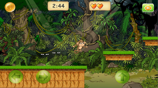 Jungle Monkey Run 1.2.3 screenshots 6