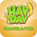 Hay Day Storage Calculator HD