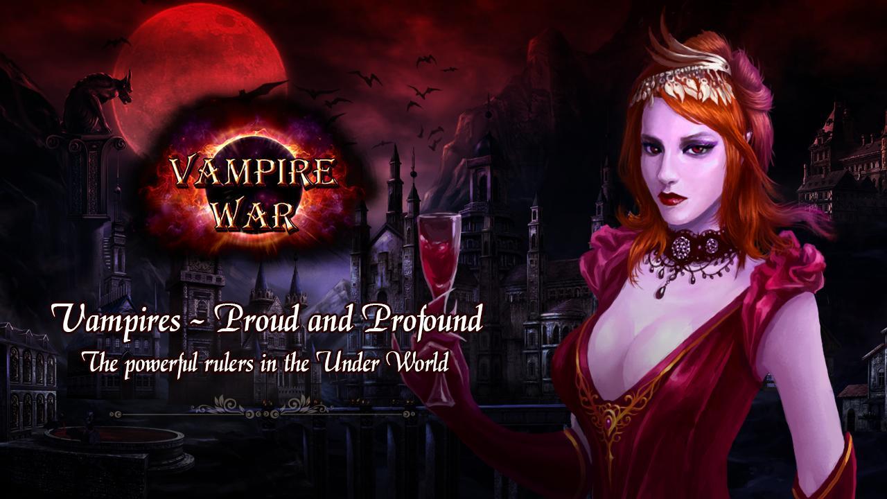 Vampire War - screenshot