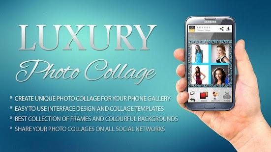 奢侈品 - 圖片 拼貼 照片 編輯