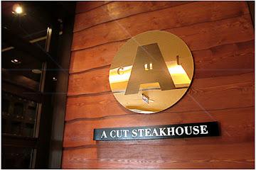 A Cut 牛排館 (國賓大飯店)