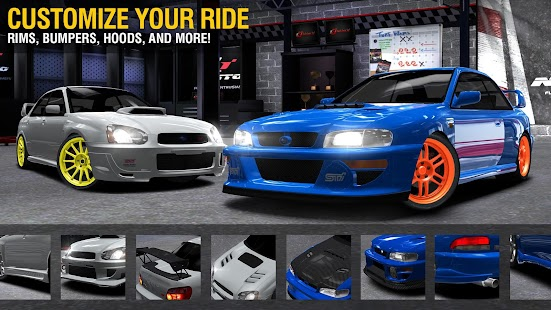 Racing Rivals Screenshot 5