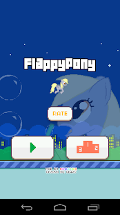 Flappy Pony- screenshot thumbnail