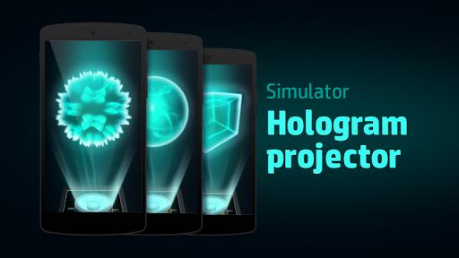玩模擬App|Hologram Projector Simulator免費|APP試玩