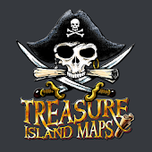Treasure Island Compass