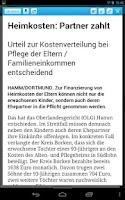 Screenshot of Ruhr Nachrichten eZeitung