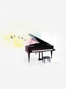 紙琴 - 小品散文 - 卡提諾論壇 - 女孩,彈鋼琴,曲曲