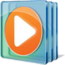 RMVB AVI MP4 Media Player mobile app icon