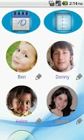 Screenshot of Medicalog for Families
