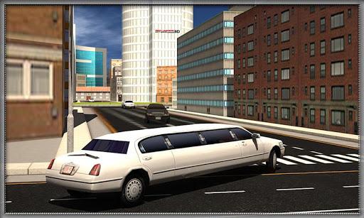市リムジンカードライバーシム3D