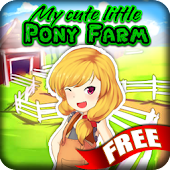 My Cute Little Pony Farm FREE