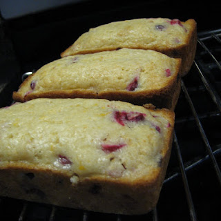 Cranberry-Nut Bread.