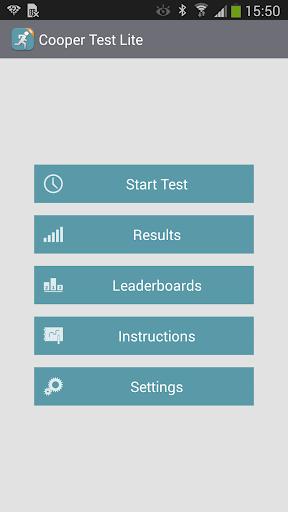 Cooper Vo2 Max Test Pro