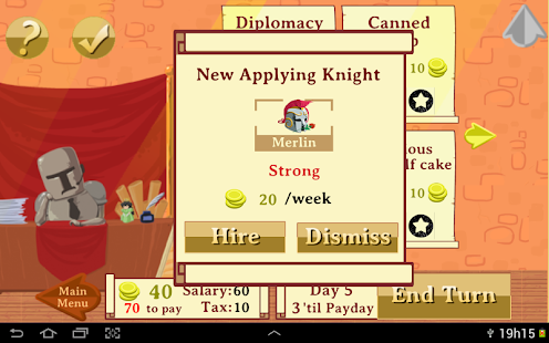 Knights Inc.- screenshot thumbnail