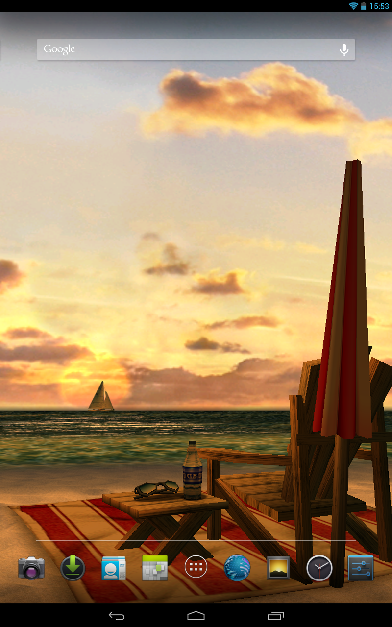 My Beach HD screenshot #12