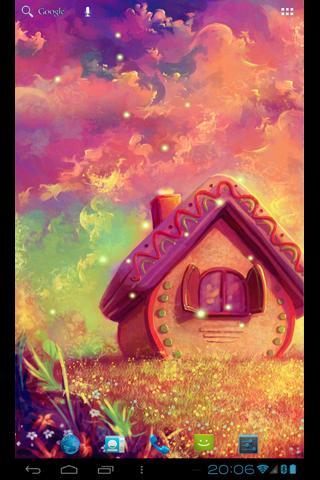 Sweet Home Live wallpaper