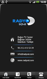 Radyo D- screenshot thumbnail