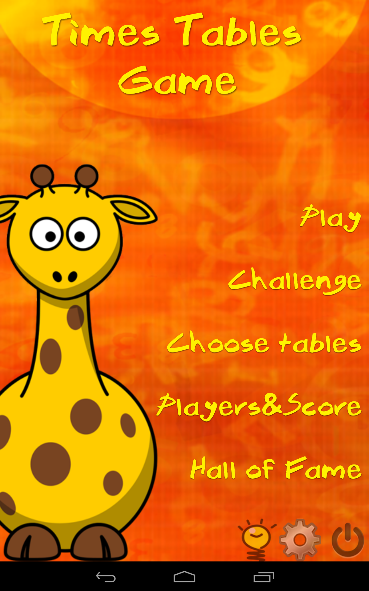 Times Tables Game screenshot #7