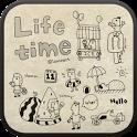 Life time go launcher theme icon