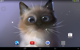 Screenshot of Peper Kitten