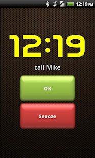 Smart Alarm Clock Free- screenshot thumbnail