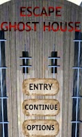 Screenshot of ESCAPE -GHOST HOUSE