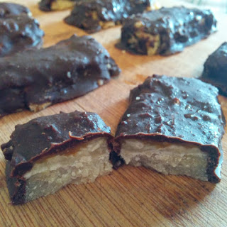 Homemade Twix Bars (vegan Friendly/gluten Free)