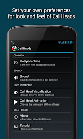 CallHeads - phone call app Screenshot 5
