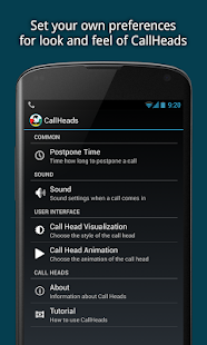 CallHeads - phone call app - screenshot thumbnail