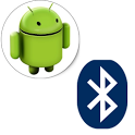 bluetooth robot icon