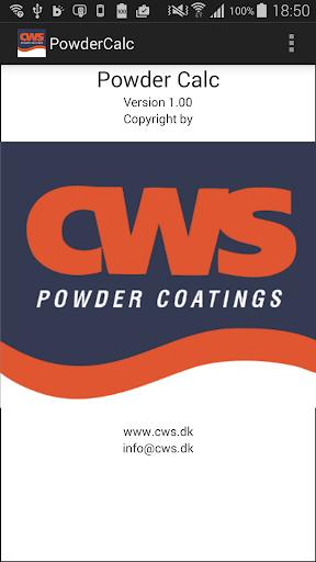 Powder Calculator