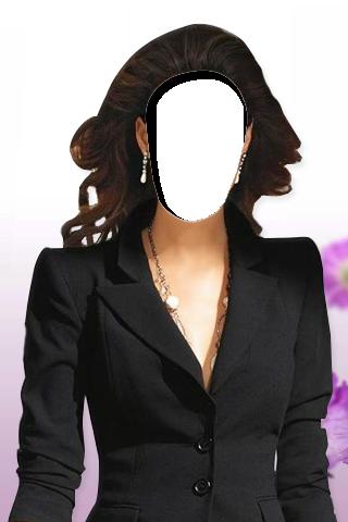 Women Jacket Suit Photo
