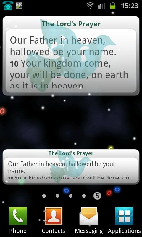 Prayers & Blessings Daily - screenshot