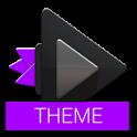 Dark Purple Skin icon