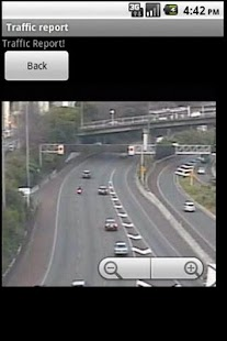 Traffic cam- screenshot thumbnail