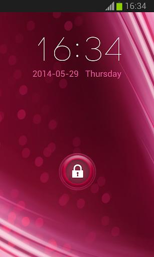 粉紅色儲物櫃花式GO主題