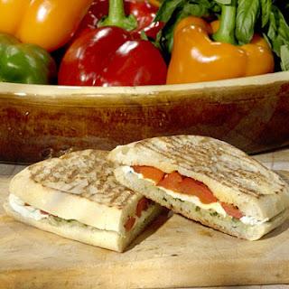 Mozzarella Panini