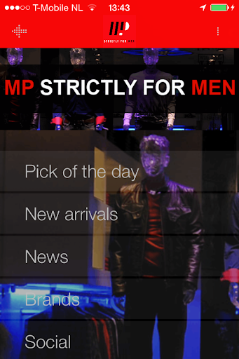MP strictley for men