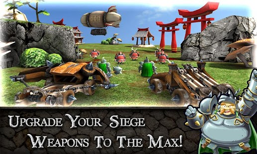 Siegecraft Lite- screenshot thumbnail