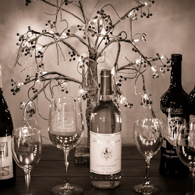winery visits by Timothy Scarsphotography - Food & Drink Alcohol & Drinks ( wine, black/white, wine glass, wine bottle, winery,  )