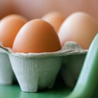 Hard Boiled Eggs Recipe.