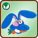 Rabbits Beware logo