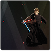 Anakin Skywalker Clock