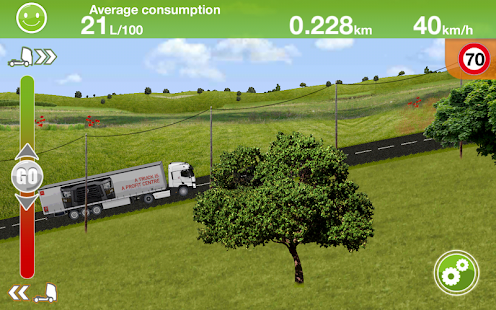 Truck Fuel Eco Driving- screenshot thumbnail