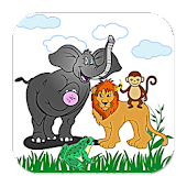 Animal Names & Sounds Kids Zoo